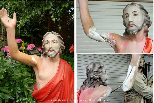 Arm-damage-risen-Christ-statue.jpg