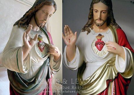sacred-heart-large-plaster-statue-restor