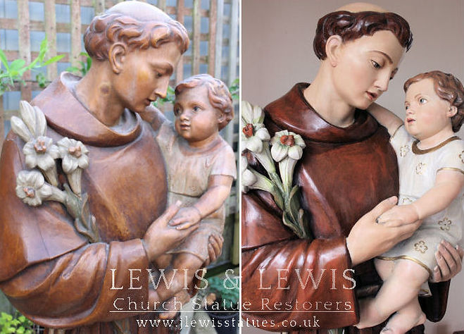 saint-anthony-carved-wood-statue-restore