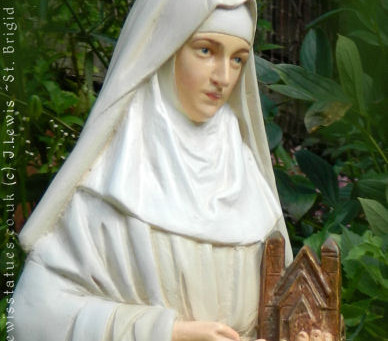 Saint Brigid of the Gael