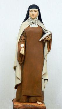 St.Teresa-of-Avila-statue-Lewis&Lewis.jp