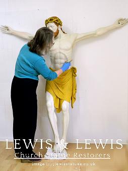 Lewis&Lewis-crucifixes-restored