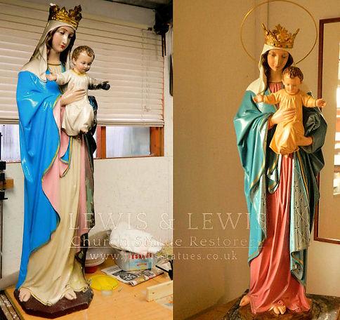 madonna-and-child-fire-damage-restored_e