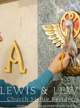 The Pelican in Catholic art