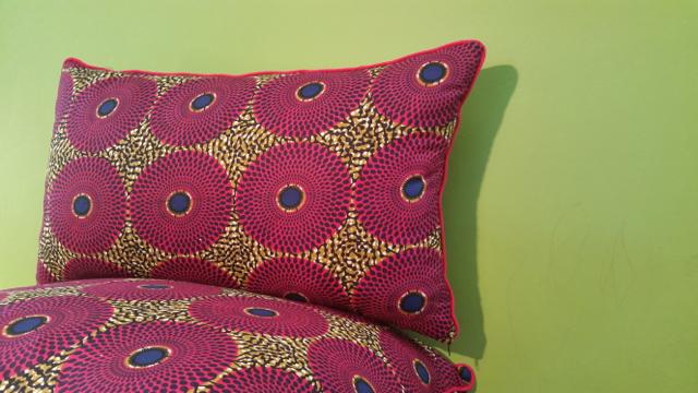 May 2015 - cushions