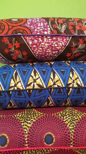May 2015 - cushions (60x100cm)
