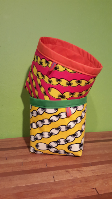 May 2015 - small baskets