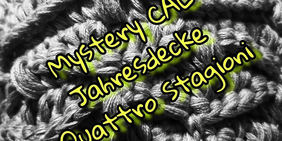 Mystery JahresdeckenCAL Quattro Stagioni