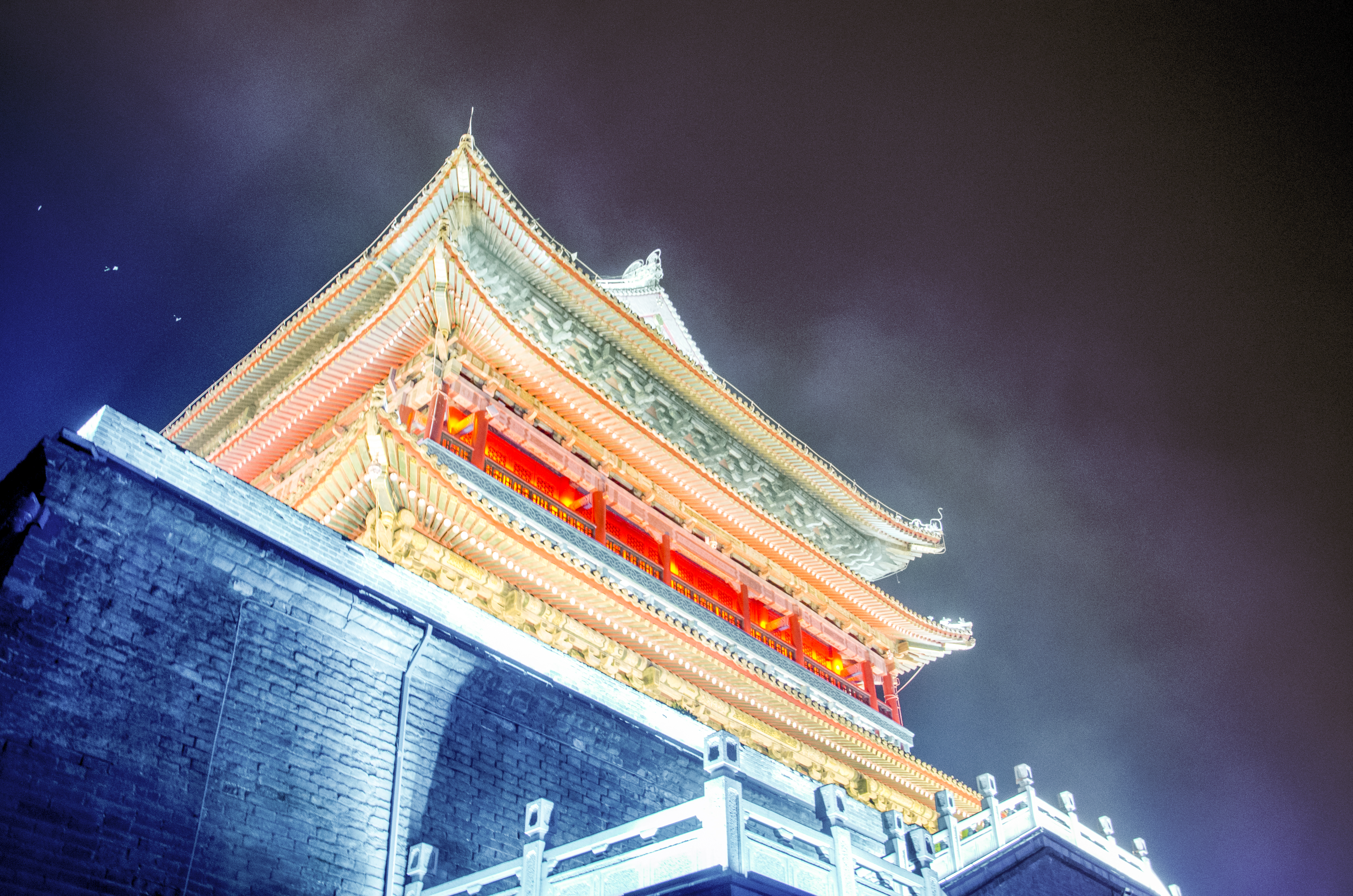 Xi'an bell tower