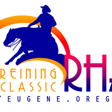 ORHA Reining Classic logo - rainbow.jpg