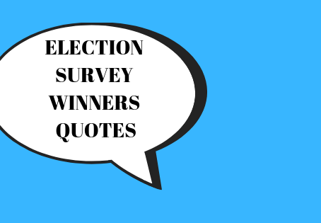 Municipal Election Updated list of Winners quotes