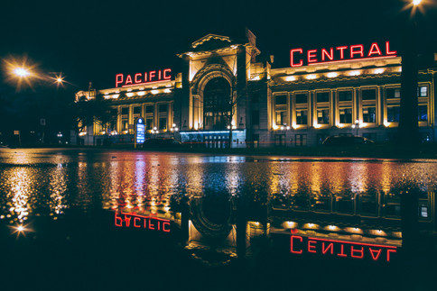 Pacific Central