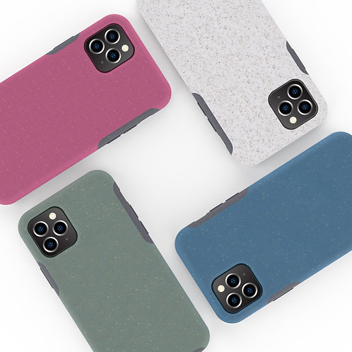 Bio06 100% Degradable Two Tone Phone Case