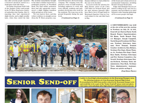 The July 21, 2020 edition of the InterTown Record is now available online!