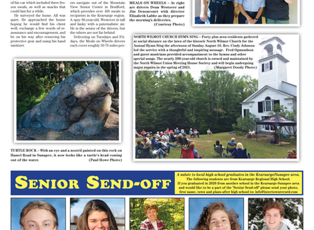 The August 25, 2020 edition of the InterTown Record is now available online!