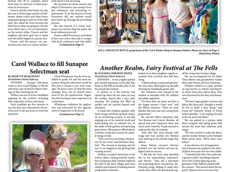 The August 3, 2021 edition of the InterTown Record is now available online!