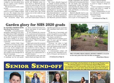 The July 7, 2020 edition of the InterTown Record is now available online!