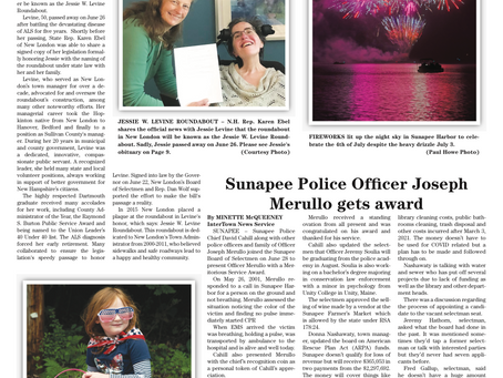 The July 6, 2021 edition of the InterTown Record is now available online!