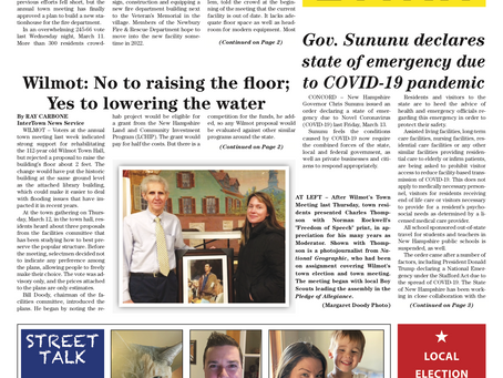 The March 17, 2020 edition of the InterTown Record is now available online!