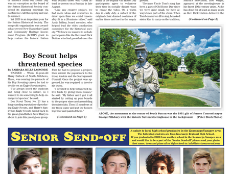 The August 18, 2020 edition of the InterTown Record is now available online!