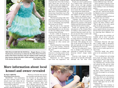 The August 13, 2019 edition of the InterTown Record is now available online!
