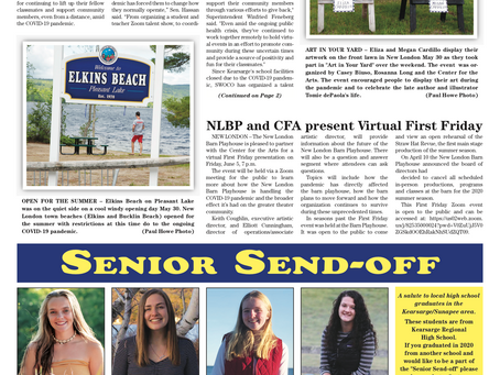 The June 2, 2020 edition of the InterTown Record is now available online!