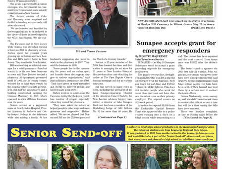The May 26, 2020 edition of the InterTown Record is now available online!