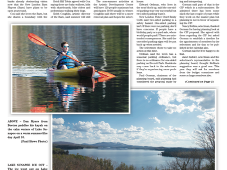 The April 13, 2021 edition of the InterTown Record is now available online!