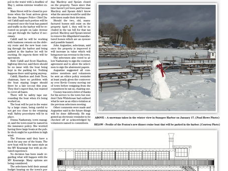 The January 19, 2021 edition of the InterTown Record is now available online!