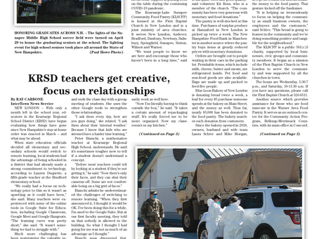 The May 5, 2020 edition of the InterTown Record is now available online!