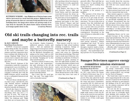 The September 3, 2019 edition of the InterTown Record is now available online!