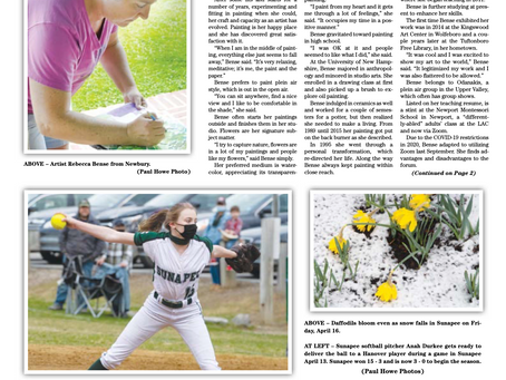 The April 20, 2021 edition of the InterTown Record is now available online!