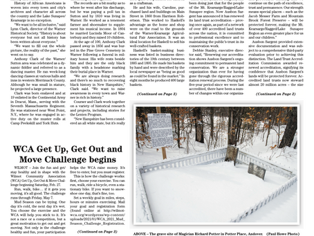 The February 23, 2021 edition of the InterTown Record is now available online!