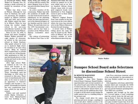 The January 5, 2021 edition of the InterTown Record is now available online!