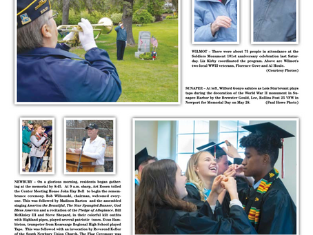 The June 1, 2021 edition of the InterTown Record is now available online!