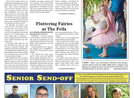 The July 28, 2020 edition of the InterTown Record is now available online!
