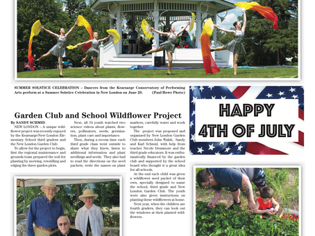 The June 29, 2021 edition of the InterTown Record is now available online!