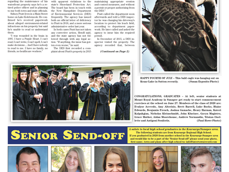 The June 30, 2020 edition of the InterTown Record is now available online!
