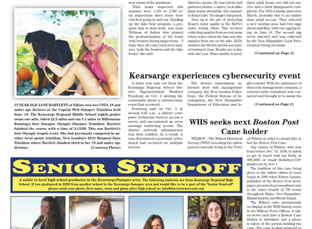 The October 6, 2020 edition of the InterTown Record is now available online!