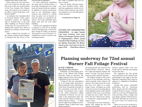 The September 24, 2019 edition of the InterTown Record is now available online!