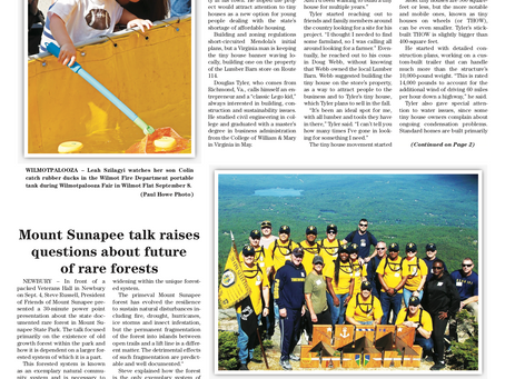 The September 10, 2019 edition of the InterTown Record is now available online!