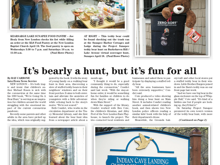 The April 21, 2020 edition of the InterTown Record is now available online!