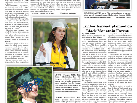 The June 9, 2020 edition of the InterTown Record is now available online!