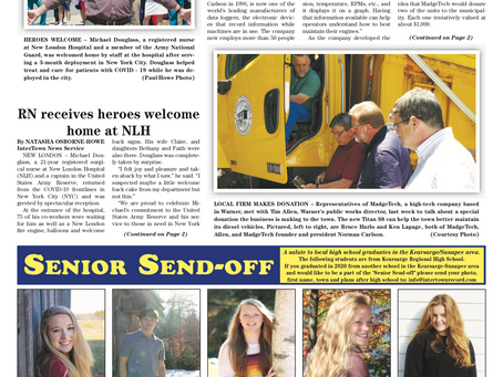 The June 23, 2020 edition of the InterTown Record is now available online!