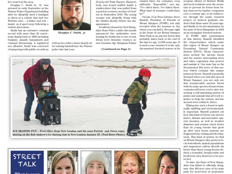 The January 28, 2020 edition of the InterTown Record is now available online!