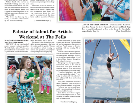 The July 16, 2019 edition of the InterTown Record is now available online!