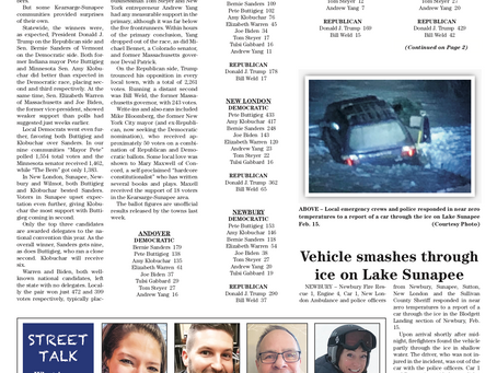 The February 18, 2020 edition of the InterTown Record is now available online!