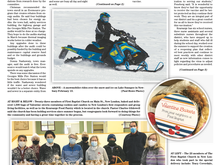 The February 16, 2021 edition of the InterTown Record is now available online!