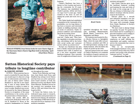 The April 6, 2021 edition of the InterTown Record is now available online!