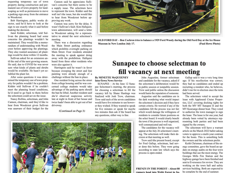 The July 20, 2021 edition of the InterTown Record is now available online!